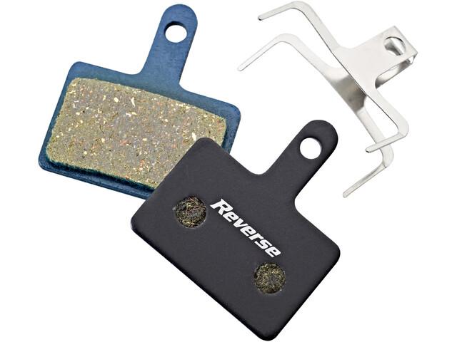 Reverse Shimano Deoare Deore/LX/TRP Disc Brake Pads organic